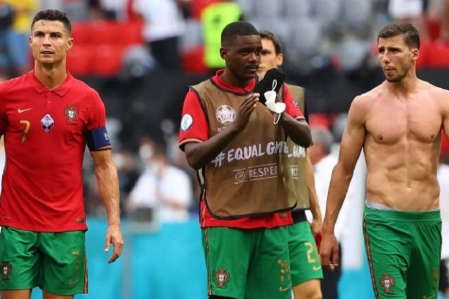 Portugal ashamed by Germany with 4-2 defeat