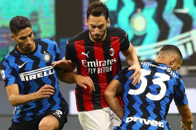 Inter to sign Calhanoglu from rivals AC Milan