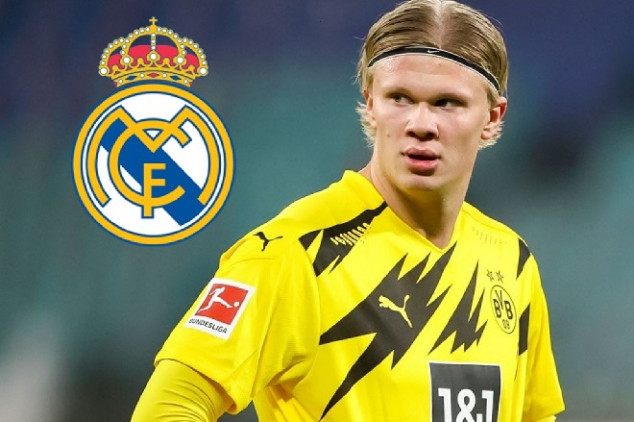 Haaland reportedly agrees terms to join R. Madrid