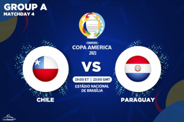 Copa America: Where to watch Chile vs. Paraguay