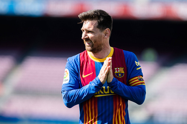 The latest on Messi's contract situation
