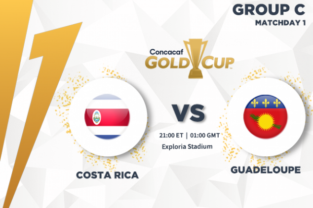 How to watch Costa Rica vs Guadeloupe live