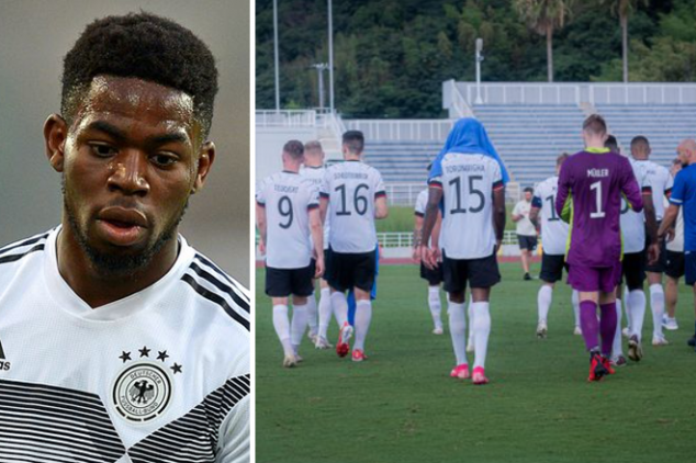 Tokyo 2020: German player faces alleged racism