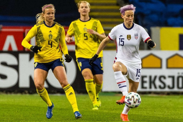 Olympic Soccer (Women) - Matchday 2 broadcast info