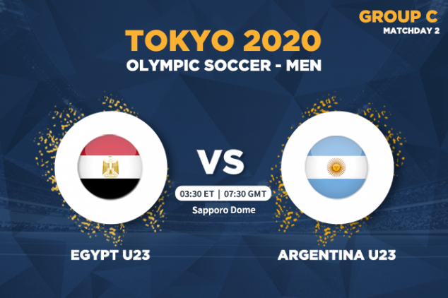 How to watch Egypt vs Argentina live