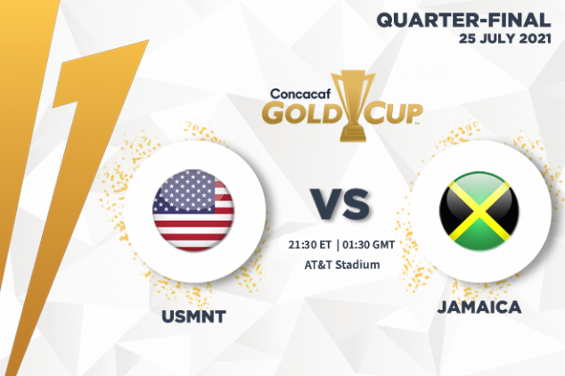 Gold Cup: How to watch the USA vs Jamaica live