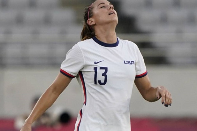 Olympic Soccer (Women) - Matchday 3 broadcast info