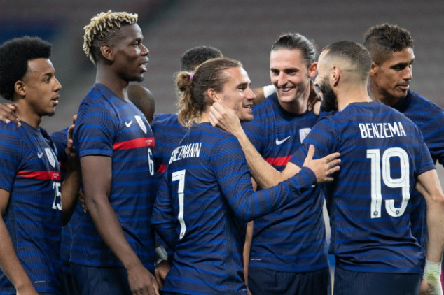 Man Utd fans want another Frenchman signed