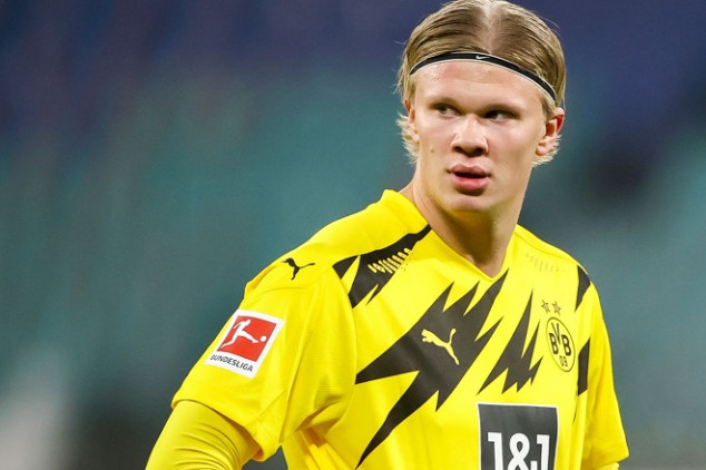 Haaland puts an end to transfer rumors