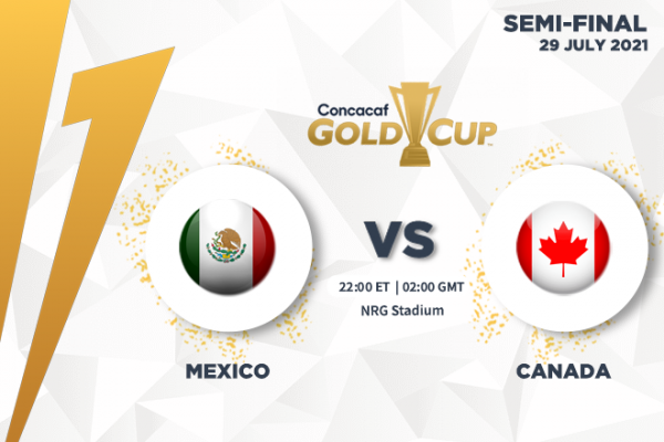 CONCACAF Gold Cup - TV and streaming channels to watch Mexico vs Canada