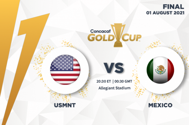CONCACAF Gold Cup final broadcast info