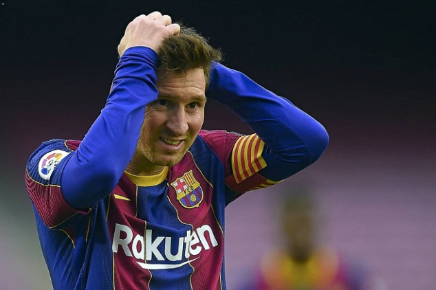 Lionel Messi and Barcelona part ways