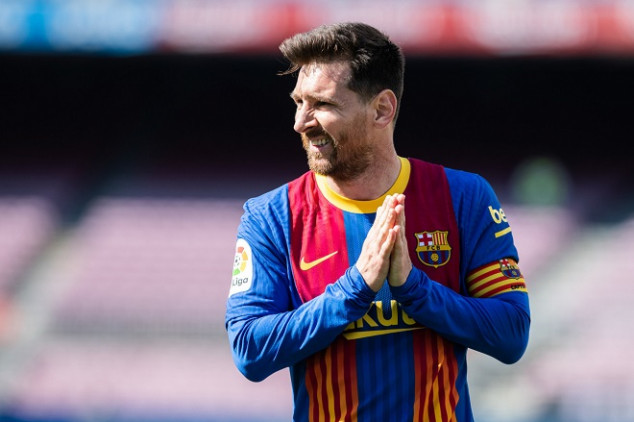 Barca bid farewell to Messi with emotional video