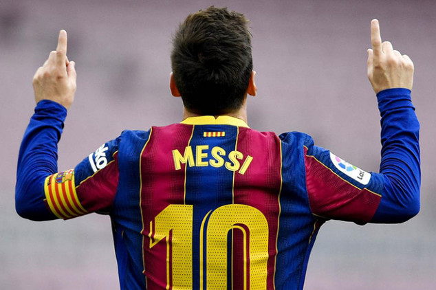 Barca reveal who'll inherit the no.10 jersey