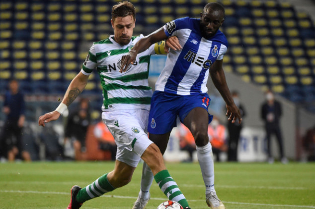 Sporting vs Porto and all the MD5 broadcast info