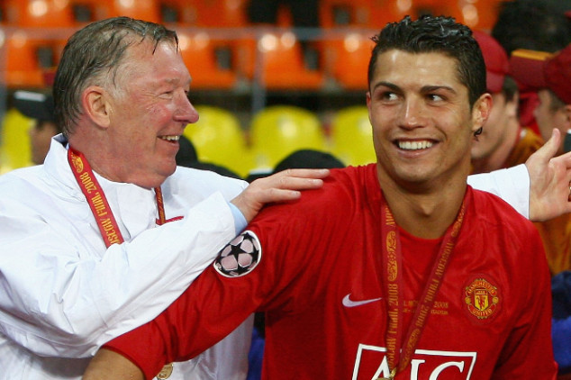 SAF reveals what inspired Ronaldo's signing