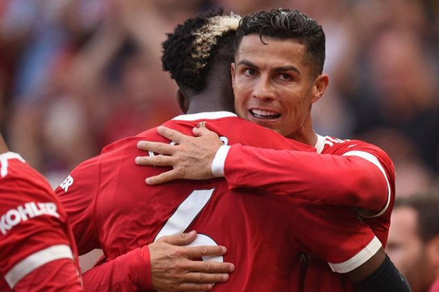 How CR7's arrival could affect Pogba