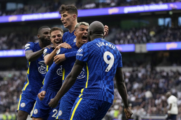 Chelsea land EPL milestone with Spurs win