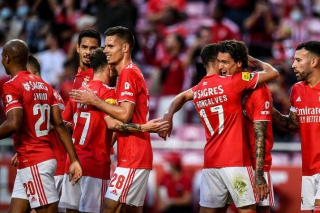 What happened in the Primeira Liga  this weekend