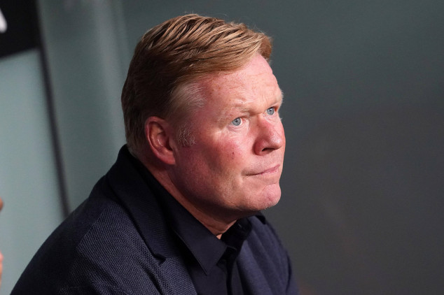 REVEALED: Koeman on the verge of sack from Barca