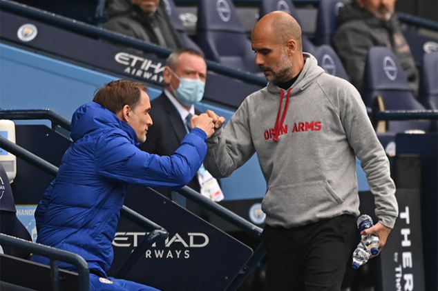 Pep makes Man City history with win vs Chelsea