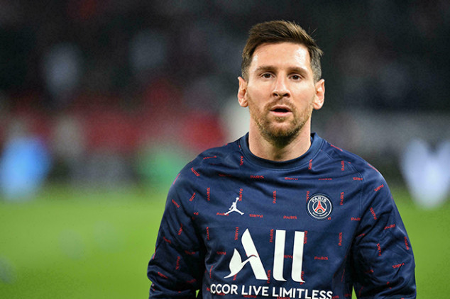 PSG receive Messi boost ahead of Man City clash