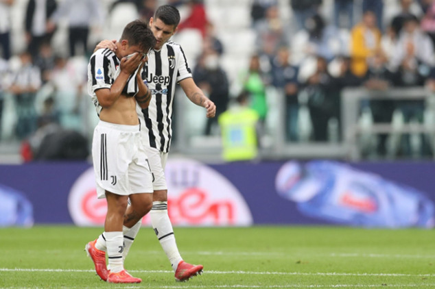 Chelsea boost: Juve lose two stars for UCL tie