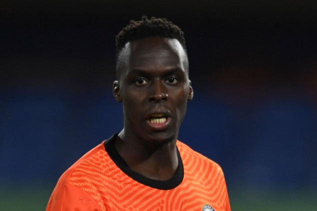 Kouibaly speaks out after Mendy snub