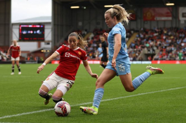 FA WSL: Manchester Derby ends in a draw