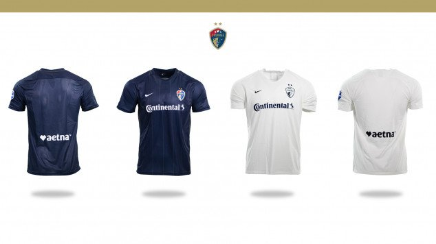 North Carolina Courage, NWSL Challenge Cup, Primary Kit, Secondary kit