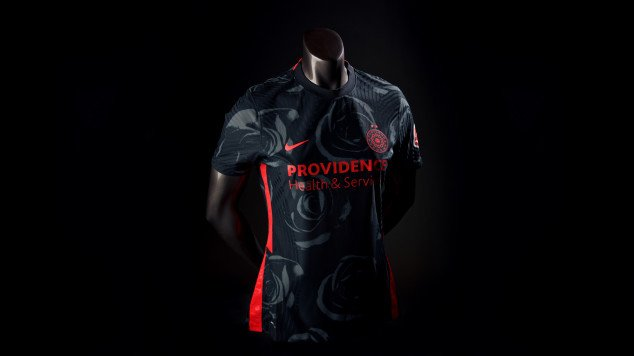 Portland Thorns, NWSL Challenge Cup, Primary Kit