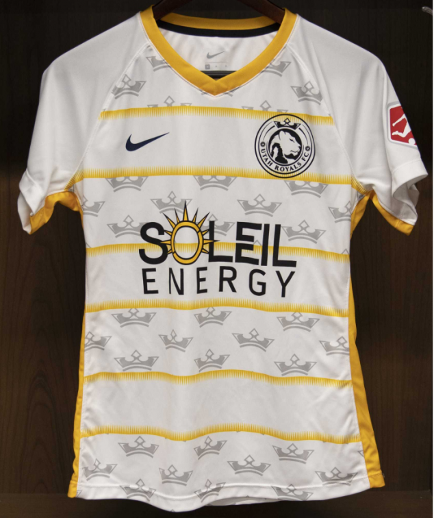 Utah Royals, NWSL Challenge Cup, Away Kit